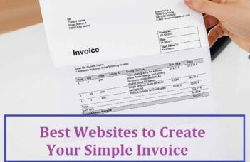Best Websites to Create Your Simple Invoice